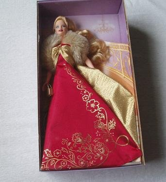 BLONDE Glamorous Gala Barbie Doll Avon Exclusive - 1