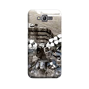 TransMute Premium Printed Back Case Cover With Full protection For Samsung Grand Prime (Designer Case)
