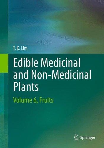 Edible Medicinal And Non-Medicinal Plants: Volume 6, Fruits front-760354