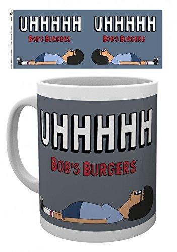 Bob's Burgers - Tina Uhhhhh Tazza Da Caffè Mug (9 x 8cm)