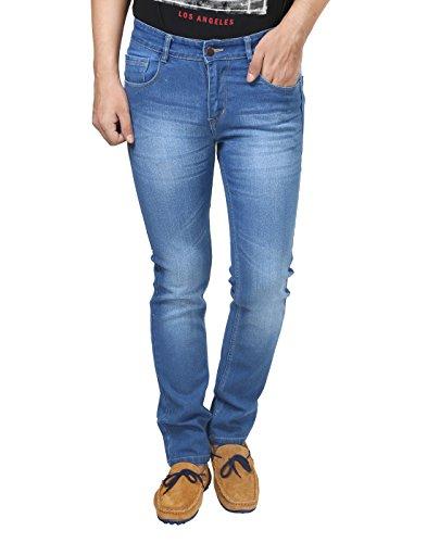 #6: Trendy Trotters Cotton Stretchable Light Blue Denim Jeans