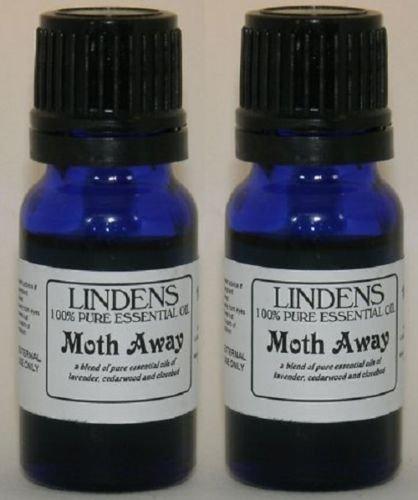 2-x-falena-repellente-oli-essenziali-10ml-100-di-lavanda-naturale-legno-di-cedro-clovebud