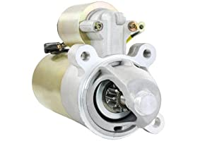 NEW STARTER MOTOR 98 99 MERCURY TRACER 1998-02 FORD ESCORT 2.0 L4 EXCEPT ZX2
