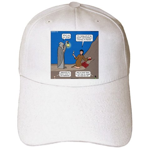 Zephaniah 1 7 18 Battle Of Evermore Bible Stairway To Heaven Led Zeppelin - Adult Baseball Cap