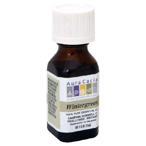 Aura Cacia Wintergreen Essential Oil Southern Zoomer