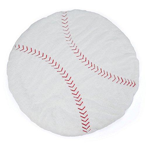 Gund Baby Baseball Cozy Play Blanket