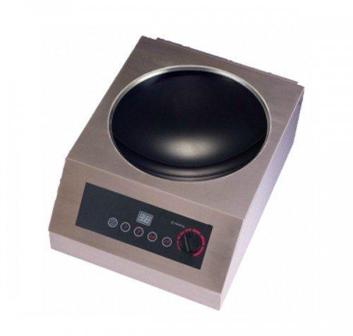 Saro - Wok Inductie kookplaat Model COLDFIRE CW-50A