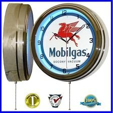 mobil-gas-mobilgas-oil-15-neon-wall-clock-advertising-garage-sign-one-1
