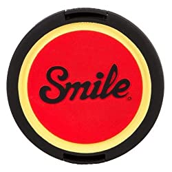 Smile LENS CAP COVER Pin Up - 67mm