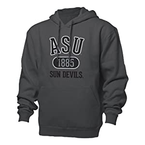 NCAA Arizona State Sun Devils Mens Benchmark Hoodie by Ouray Sportswear