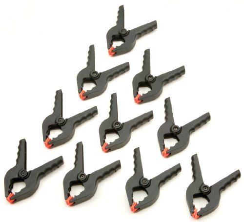 Woodstock D4043 2-Inch Spring Clamp, 10-Piece