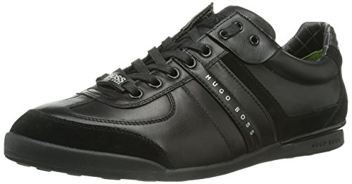 BOSS Green - Sneaker Aki 10167170 01, Uomo, Nero (Schwarz (Black)), 41 (7 uk)