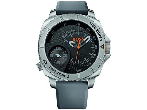 Boss Orange Sao Paulo Dual Time Mens Watch 1513208