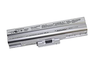 Sony Vaio VGN-FW Laptop Battery (Replacement)