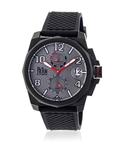 Reign Reloj con movimiento automático japonés Zhu Reirn3006 Negro 45  mm