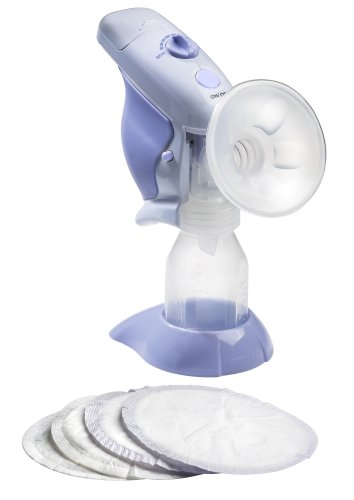 Evenflo Comfort Select Performance Single Electric Breast Pump (Discontinued by Manufacturer) - 1