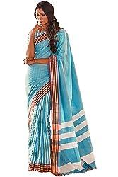 Lemoda Cotton Printed Handwooven Saree For Women MMUKE14062382030-70000038