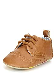 Brogue Pram Shoes