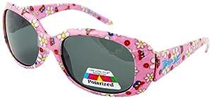 Banz Flowers Sunglasses - Pink Flowers