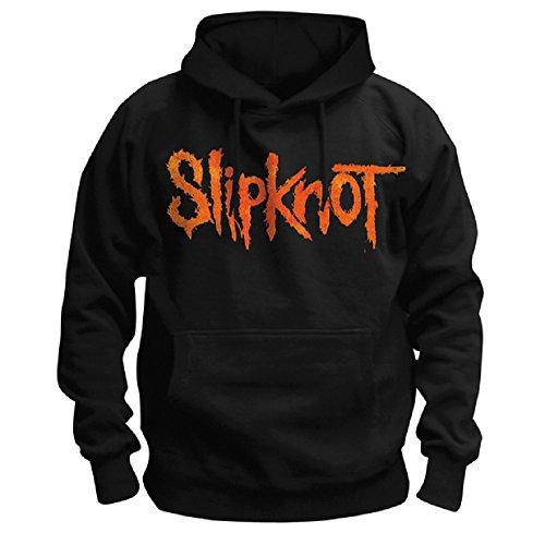 Slipknot The Wheel Felpa con cappuccio nero M