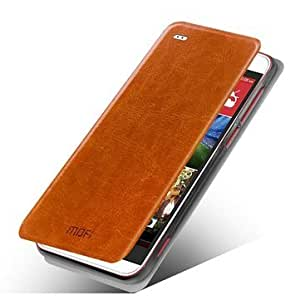 Mo Fan New Core Series Leather Protective Case For HTC Desire Eye-Brown