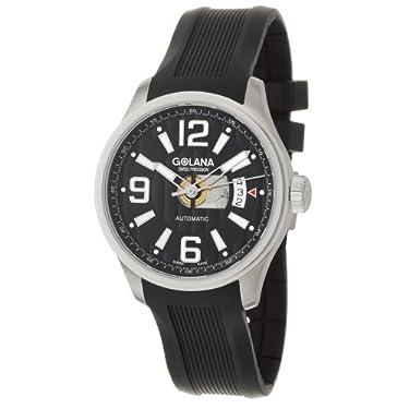 Golana Swiss Men's AD300-3 Advanced Pro 300 Stainless Steel Watch