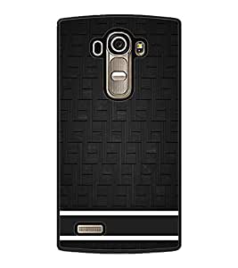 PrintDhaba Small Square D-1151 Back Case Cover for LG G4 (Multi-Coloured)