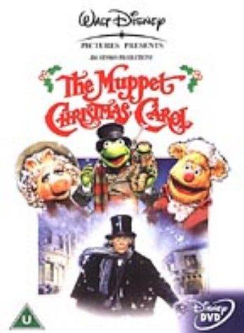 Muppet Christmas Carol [DVD] [1992]