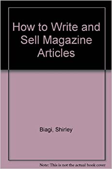 How to write fashion magazines articles books