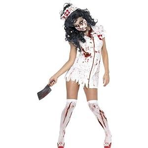 Zombie Krankenschwester, Größe:XS