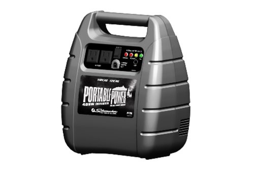 Schumacher PP-2200 Portable Outdoor Power Unit