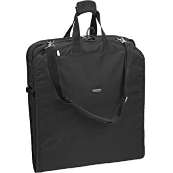 WallyBags 42 Inch Shoulder Strap Garment Bag,
