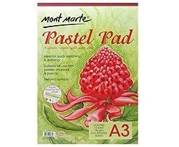 MONT MARTE Pastel Pad A3, 4 Colours
