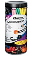 Master Lock 3023AT Assorted Bungee Cords, 24-Pack