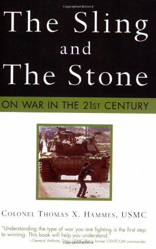 The Sling and the Stone: On War in the 21st Century...