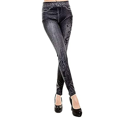 Picama Womens Jeans Tights Pants Jeggings Trouser Tight Stretch Skinny Leggings