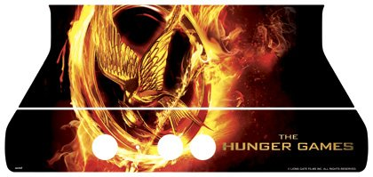 Skinit The Hunger Games Logo Vinyl Skin for Kinect for Xbox360