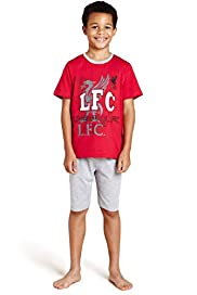 Liverpool Football Club Short Pyjamas
