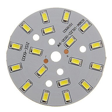 Rayshop - 9W 800-850Lm Cool White Light 5730Smd Integrated Led Module (27-30V)