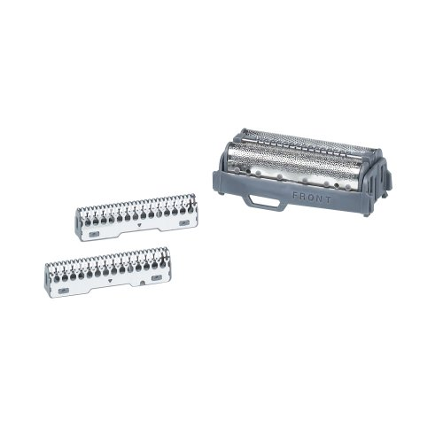Remington SPF-73 Dual Foil Head Replacement Screen And Blades, Silver By Remington Products