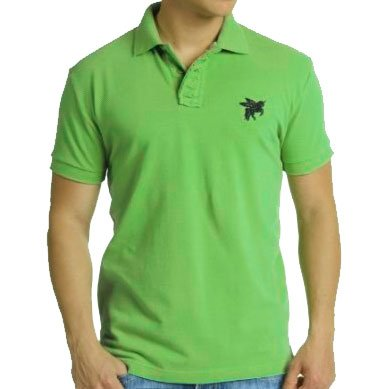Soul Star MT Trophy Logo Polo Shirt Mens Size L