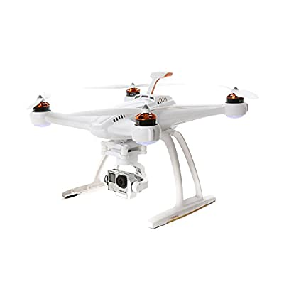BLADE Chroma Flight-Ready Drone with 3-Axis Brushless Gimbal for GoPro Hero and ST-10+ Transmitter