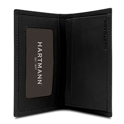 Hartmann Capital Leather Card Case