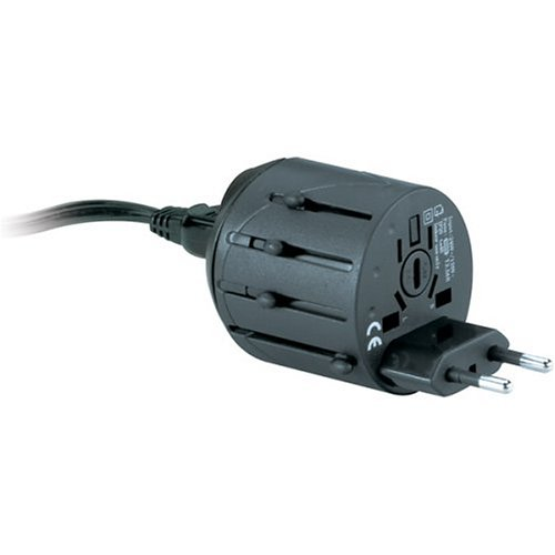 Kensington K33117 International All-in-One Travel Plug Adapter