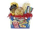 Showtime Gift Basket & Blockbuster Card