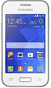 Samsung G130 Galaxy Young 2 Sim Free Smartphone - White