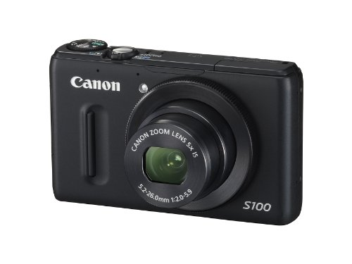 Canon PowerShot S100 12.1 MP Digital Camera