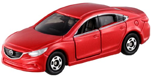 Takara Tomy Tomica No.62 Mazda Atenza Red Color - 1