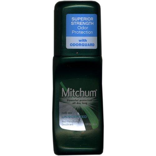 Mitchum Anti-Perspirant & Deodorant, Roll-On, Original Formula, Unscented, 1....