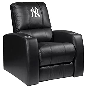 Home Theater Recliner with New York Yankees by XZIPIT